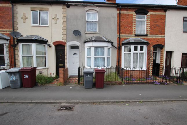 Thumbnail Terraced house to rent in Waldeck Street, Reading, Berkshire