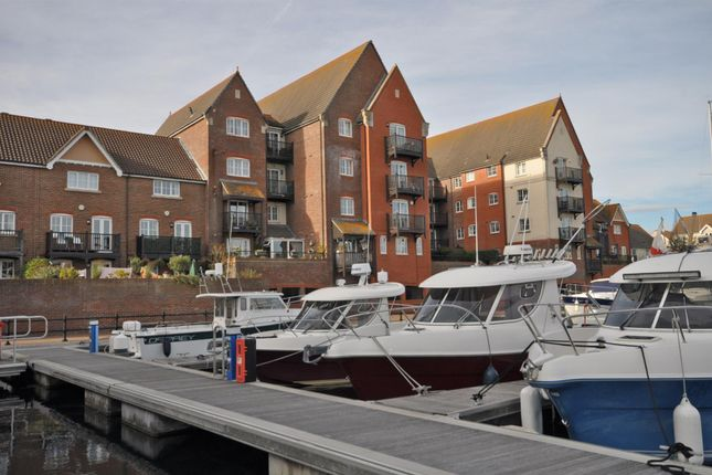 Thumbnail Flat to rent in Canary Quay, Eastbourne