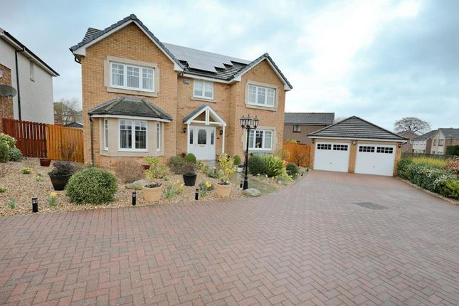 Thumbnail Detached house for sale in Newtonmore Drive, Kirkcaldy