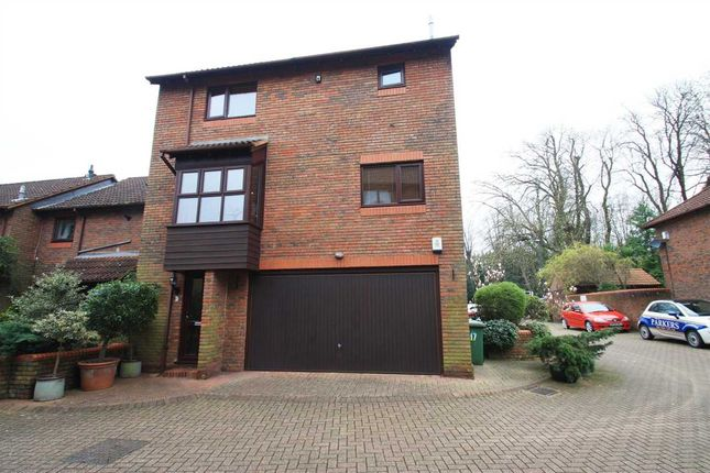 Thumbnail Semi-detached house for sale in All Saints Mews, Harrow Weald, Harrow