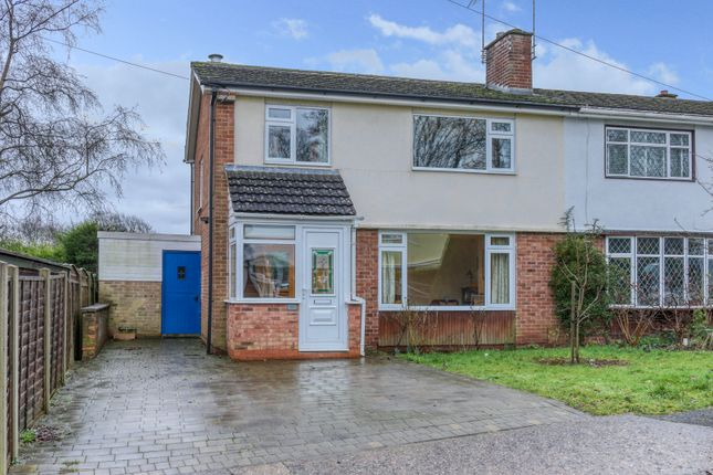 3 bed semi-detached house for sale in The Park, Hewell Grange, Redditch B97