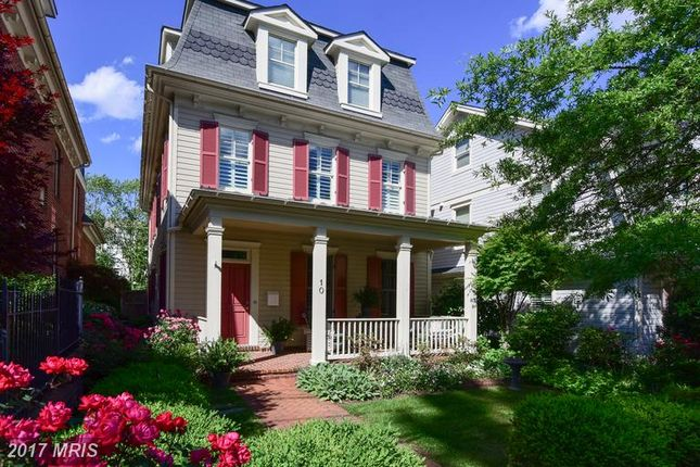 4 bed property for sale in 10 Shaw Street, Annapolis, MD, 21401