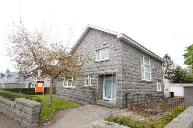 Thumbnail Detached house to rent in Angusfield Avenue, Aberdeen