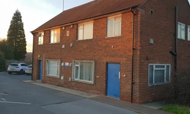 Thumbnail Office for sale in Ollerton Police House, Forest Road, New Ollerton, Nottinghamshire