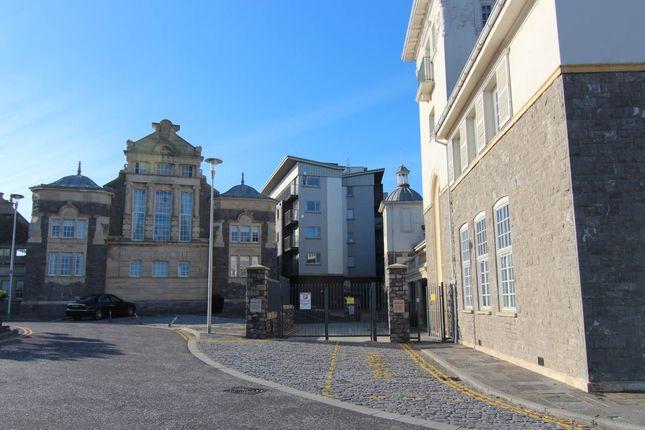 Thumbnail Flat to rent in Pruen House, Knightstone Causeway, Weston-Super-Mare
