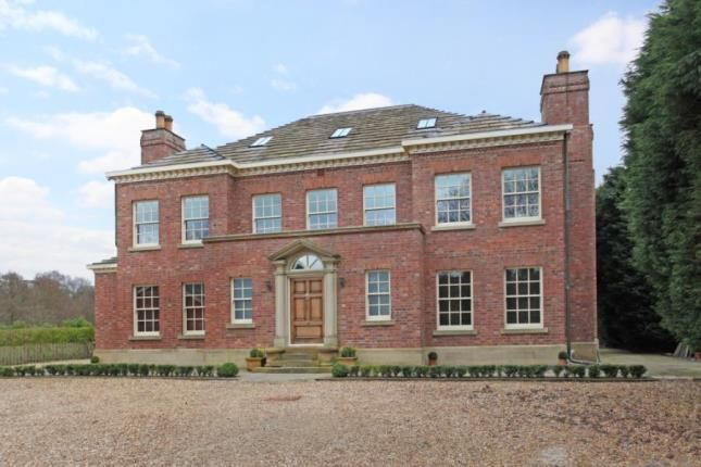 Thumbnail Detached house for sale in The Village, Prestbury, Macclesfield, Cheshire