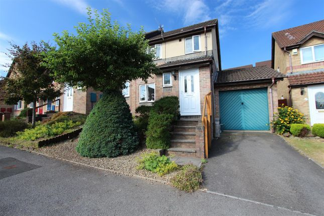 Thumbnail Semi-detached house for sale in Dan Y Ardd, Castle View, Caerphilly