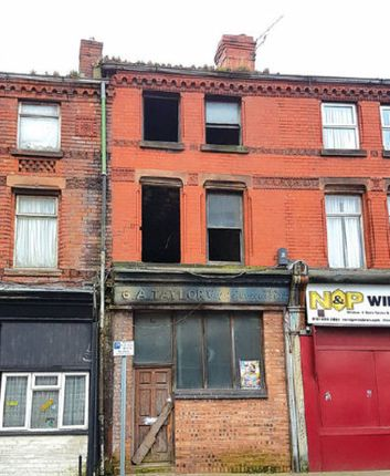 Commercial property for sale in Brighton Street, Wallasey, Merseyside