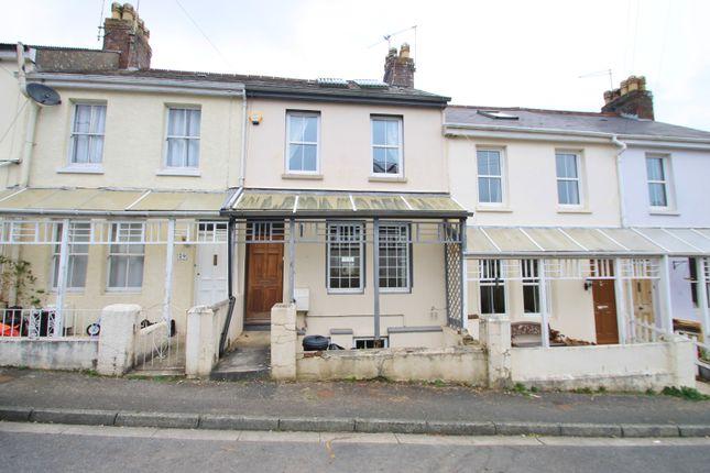 Thumbnail Terraced house for sale in Homer Park, Saltash, Cornwall