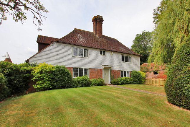Thumbnail Property for sale in Church Farm House, Church Hill, High Halden, Ashford