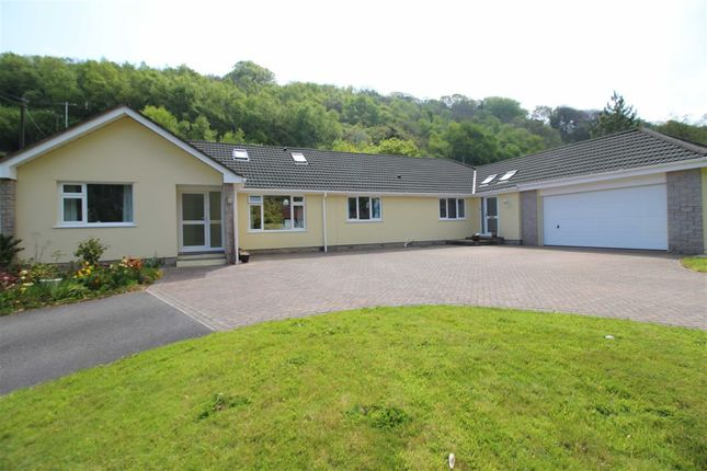 Thumbnail Detached bungalow for sale in Sterridge Valley, Berrynarbor, Ilfracombe
