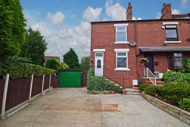 Thumbnail End terrace house to rent in Wrenthorpe Lane, Wrenthorpe, Wakefield