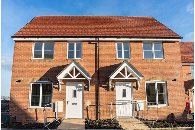 Thumbnail Terraced house for sale in Plots 3, 7, 25 & 26, Alder View, Hill Mead, Harwell, Oxfordshire