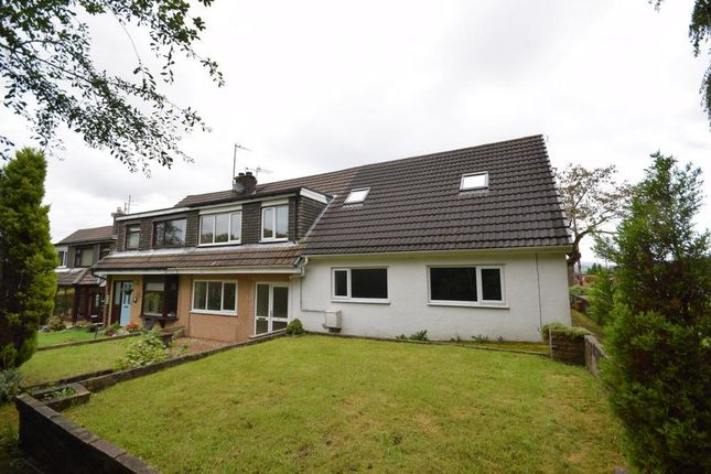 Thumbnail Semi-detached house for sale in Hacking Close, Langho