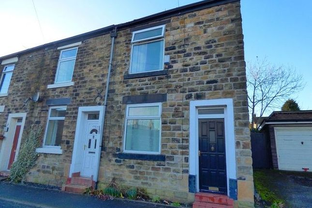 Thumbnail Terraced house to rent in Lord Street, Hollingworth