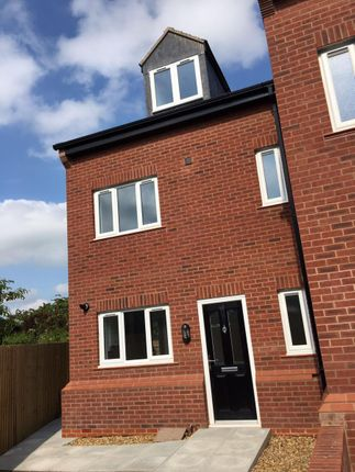 Thumbnail Town house to rent in Ellaby Mews, Rainhill, Prescot