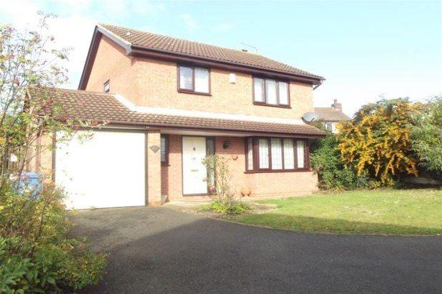 3 bed property to rent in Wilmslow Drive, Oakwood, Derby DE21