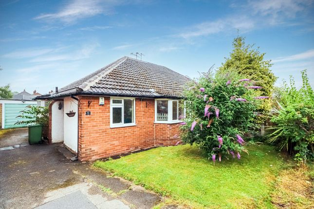 2 bed semi-detached bungalow for sale in Woolgreaves Drive, Sandal, Wakefield WF2