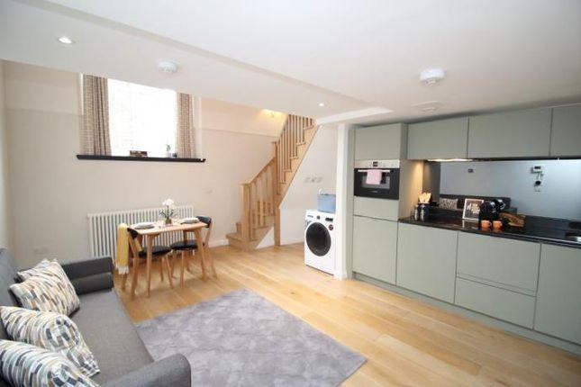 Thumbnail Studio to rent in Mcdonald Road, Edinburgh