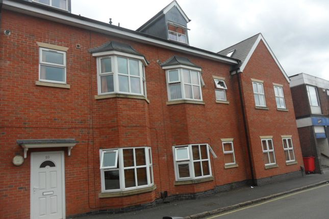 Thumbnail Flat to rent in David Road, Stoke