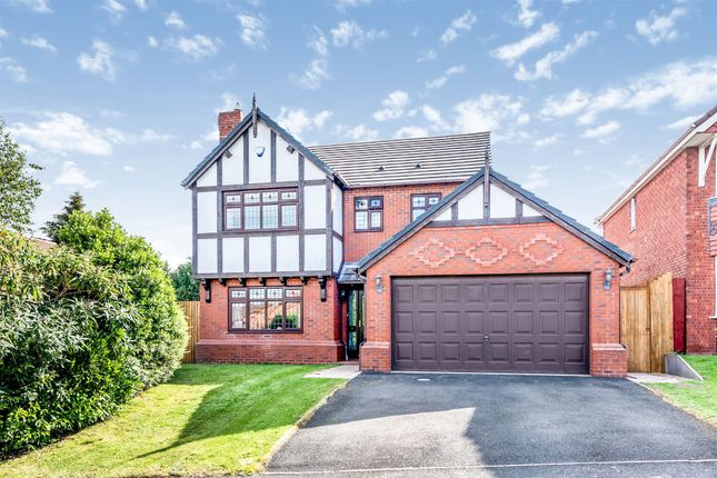 Thumbnail Detached house for sale in Mickleton, Wilnecote, Tamworth