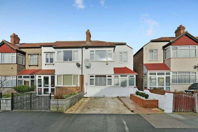 External of Hassocks Road, Streatham Vale, London SW16