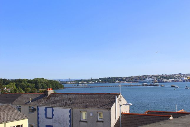 Thumbnail Flat for sale in Fore Street, Torpoint, Cornwall