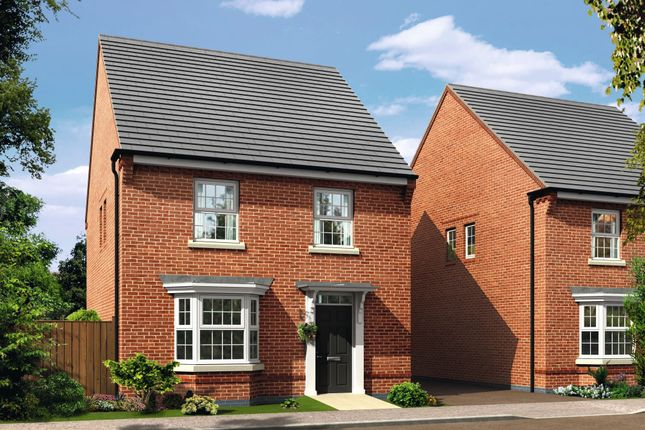 """Thumbnail Detached house for sale in """"Irving"""" at Newport Road, St. Mellons, Cardiff"""