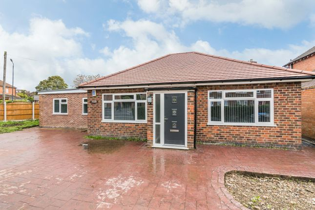 Thumbnail Detached bungalow for sale in Stenson Road, Derby