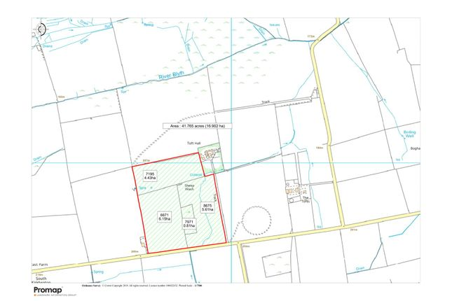Thumbnail Land for sale in Kirkheaton, Newcastle Upon Tyne