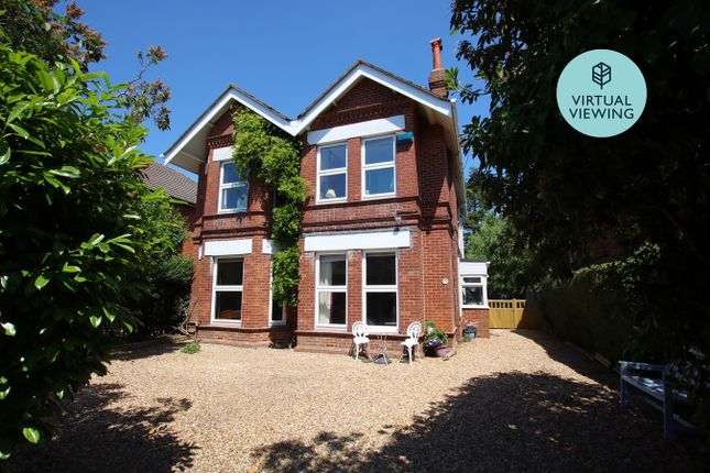 Thumbnail Detached house for sale in Methuen Road, Bournemouth