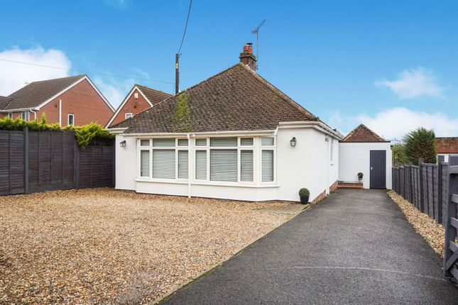Thumbnail Detached bungalow for sale in Pretoria Road, Ludgershall, Faberstown, Andover