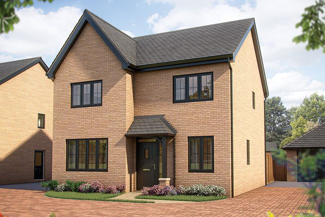 """4 bed detached house for sale in """"The Aspen"""" at Cambridgeshire, Peterborough PE7"""