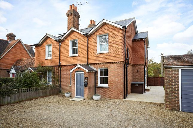 3 bed semi-detached house for sale in Ryersh Lane, Capel, Dorking, Surrey
