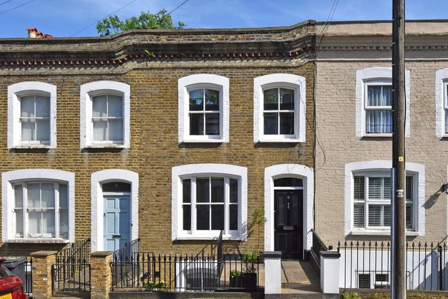Thumbnail Terraced house to rent in Mount Ash Road, London