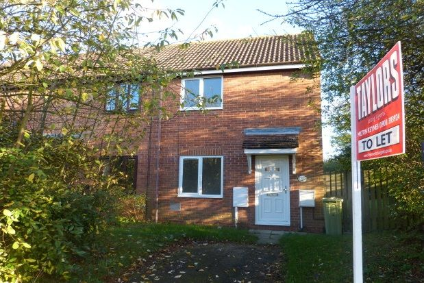 Thumbnail End terrace house to rent in Lichfield Down, Milton Keynes, Bucks