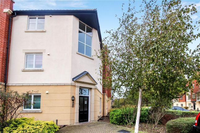 Thumbnail Flat for sale in Hamilton Court, Trafalgar Square, Poringland, Norwich