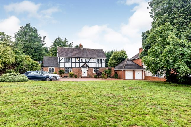 Thumbnail Detached house for sale in Rugeley Road, Burntwood