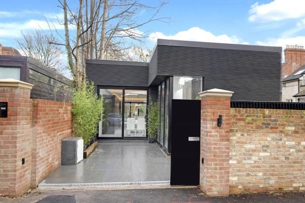 Thumbnail Detached house for sale in Kings College Road, Belsize Park, London