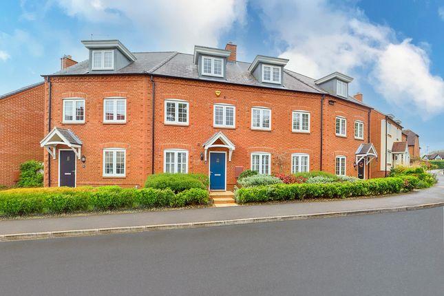 Thumbnail Town house for sale in Selby Lane, Winslow, Buckingham, Buckinghamshire
