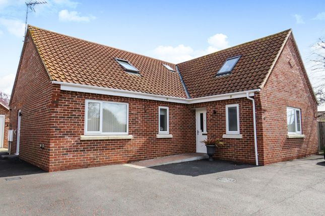 Thumbnail Bungalow for sale in Sutherland Avenue, Hellesdon, Norwich