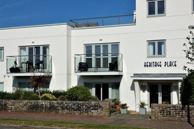 3 bed flat for sale in Heritage Place, Broadmark Lane, Rustington BN16