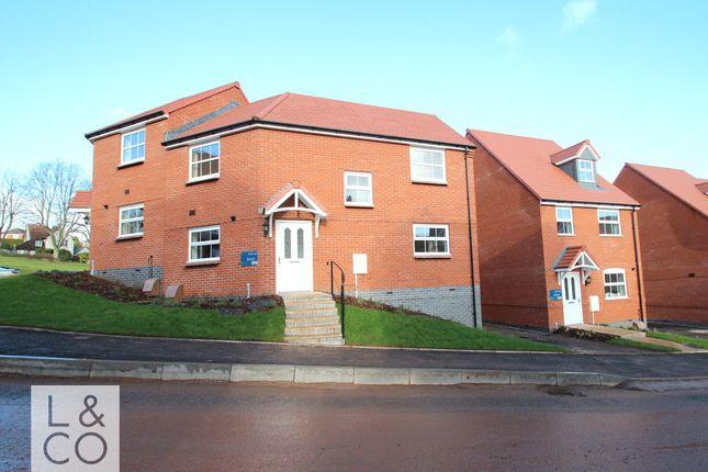 Thumbnail Semi-detached house to rent in Ash Tree View, Allt Yr Yn
