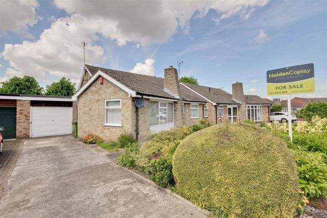 3 bed detached bungalow for sale in Lime Tree Gardens, Lowdham, Nottingham