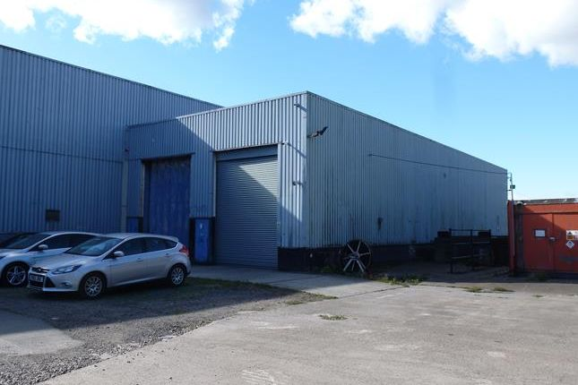 Thumbnail Industrial to let in Workshop/Warehouse Premises, Corporation Road, West Marsh Industrial Estate, Grimsby, North East Lincolnshire