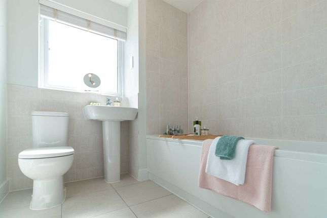 """3 bedroom semi-detached house for sale in """"The Allen"""" at Centenary Way, Penzance"""