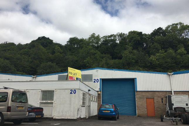Thumbnail Industrial to let in Landough Trading Estate, Cardiff
