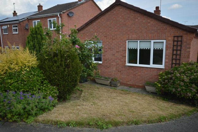 2 bed bungalow to rent in Trevose Close, Walton, Chesterfield