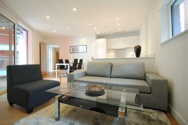 Thumbnail Flat to rent in Rossetti Apartments, Saffron Central Square, Croydon