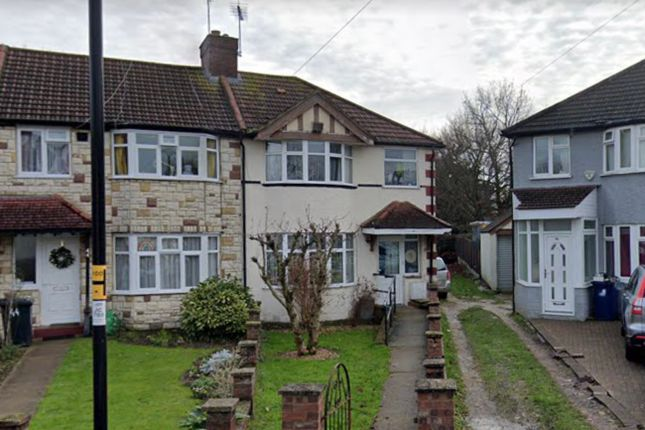 Thumbnail Semi-detached house to rent in Sarsfield Road, Perivale